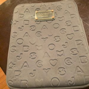 Marc Jacobs mini iPad case
